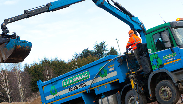 Chambers Group waste collection management recycling