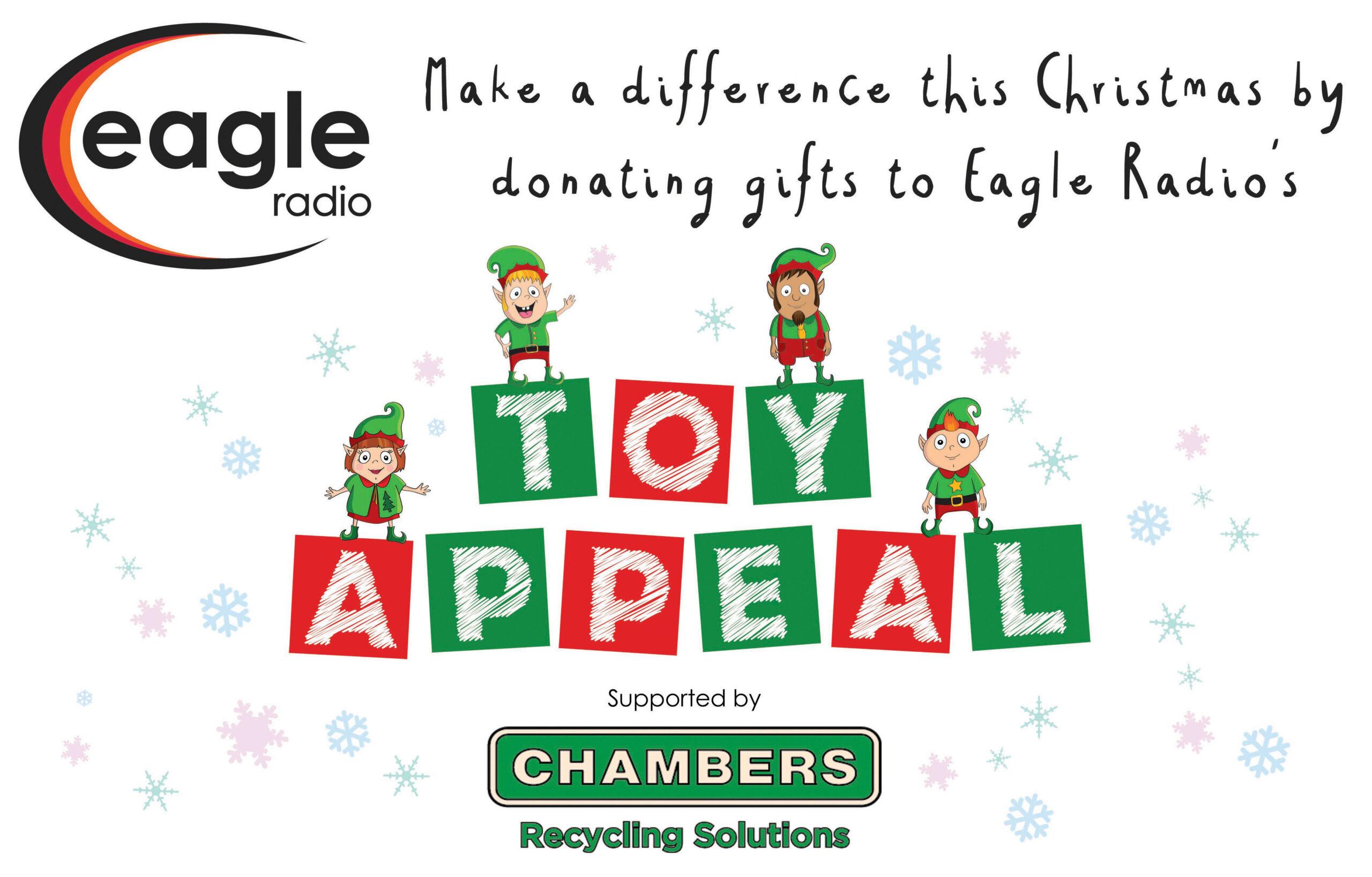 Eagle Radio toy appeal