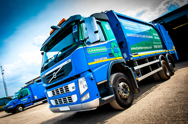 waste collection management recycling